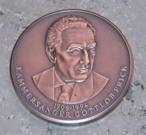 Die Gottlob-Frick-Medaille